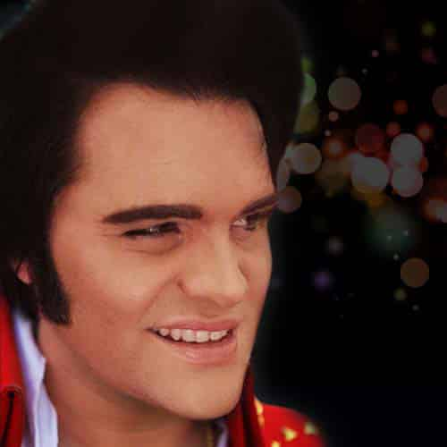 JD KING Elvis impersonator